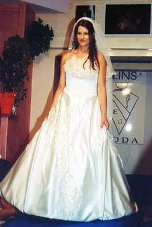 abito da sposa classico - Elins moda